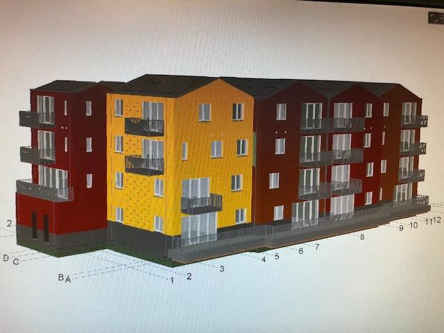 Balkons + hekwerken Paddepoel Zuid Oost.